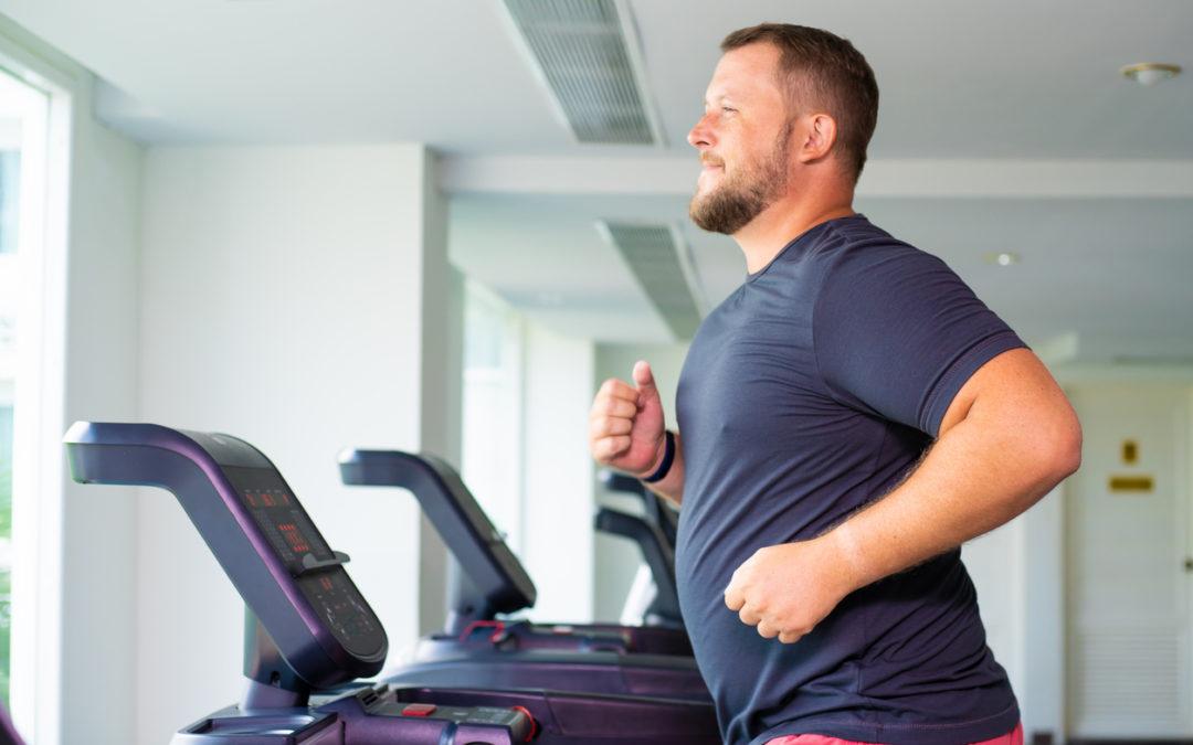 Perder barriga para ganhar saúde!